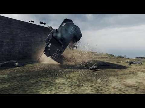 Flaming Sea Monkeys In World of Tanks Episode 10