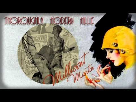 ♫Millicent Martin♫...is Thoroughly Modern!