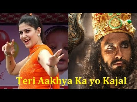 teri-aakhya-ka-yo-kajal-||-superhit-ranveer-song-||-viral-video-song-2018