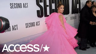 Jennifer Lopez Blames Herself For Past Failed Relationships | Access