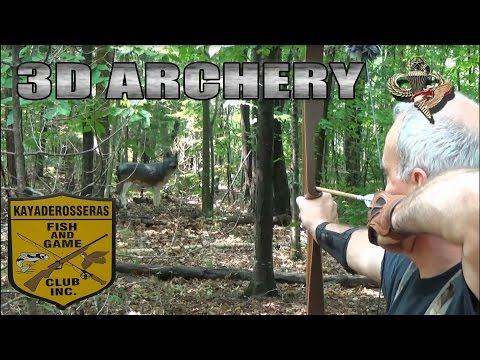 3D Archery - Kayaderosseras Fish & Game