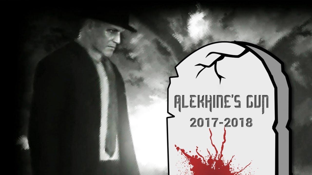 REST IN PIECES - Alekhine's Gun Gameplay Part 8