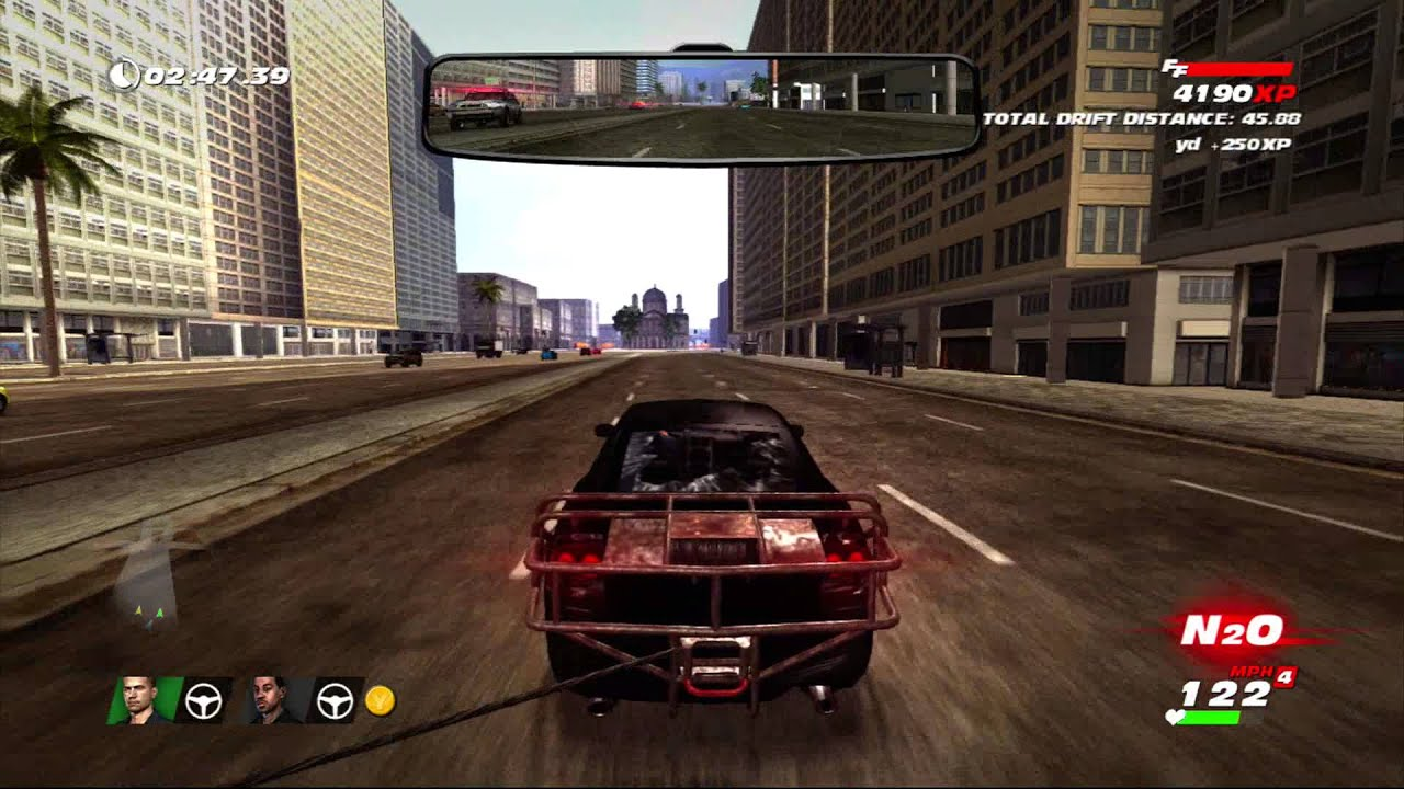 Fast and furious showdown ps3