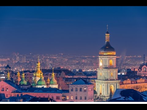 Самые красивые церкви, соборы и монастыри Киева