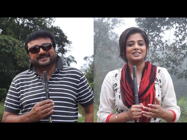 Njangalude Veettile Adhithikal Movie On Location | Jayaram, Priyamani, Narain