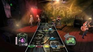Guitar Hero Aerosmith PC - Joe Perry Guitar Battle HD