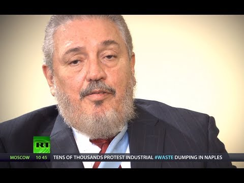 Fidelity to Revolution (ft. Fidel Castro Diaz-Balart, son of Fidel Castro)