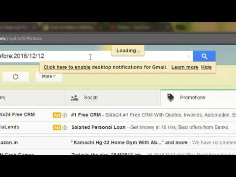 How to Delete Gmail Mails  Older Than a Certain Date