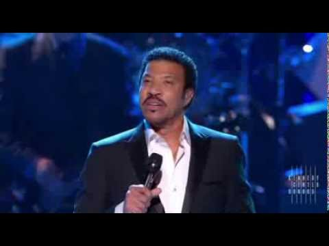 I Am...I Said (Neil Diamond Tribute) - Lionel Richie - 2011 Kennedy Center Honors