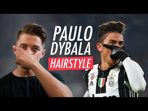 Paulo Dybala Hairstyle 2018