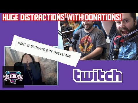EPIC TWITCH DONATION DISTRACTIONS!