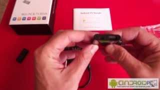 Unboxing TV-Stick Quad Core CX-919