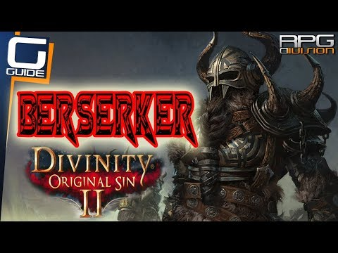DIVINITY 2 - ULTIMATE DUAL WIELD BERSERKER BUILD