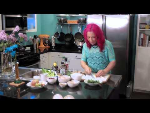 Cranberry, Apple, Walnut & Grilled Chicken Salad : Chicken Salad Recipes