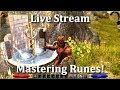 Live Stream| Titan Quest Ragnarok Mastering Runes!