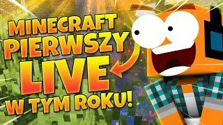 """Minecraft #498 - """"Nowe mosty, road to 1 mln subów!"""""""