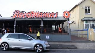 First time at RoccoMammas (Leon Gumede)
