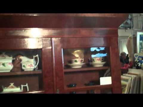 Ann Nickerson - Nickerson Antiques - 19th Century Secretary Desk