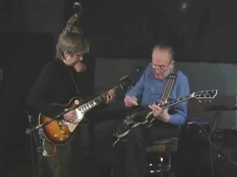 Les Paul with Eric Johnson