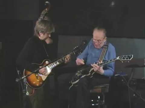 Les Paul with Eric Johnson