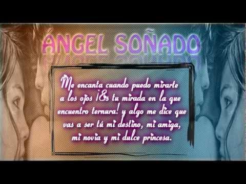 ANGEL SOÑADO (Poema)