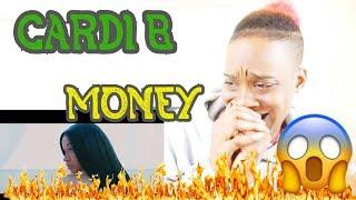 Cardi B - Money [Official Music Video] REACTION VIDEO | KINGTV VLOGS