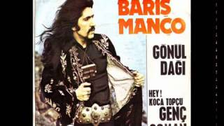 Barış Manço - Gönül Dağı ( Instrumental edit Karaoke )