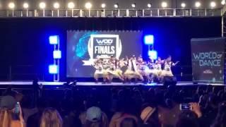 Xtreme Dancers @ World of Dance Finals 2017 (Pasadena California, USA)