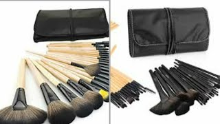 #roshani style beauty #most affordable makeup brushes