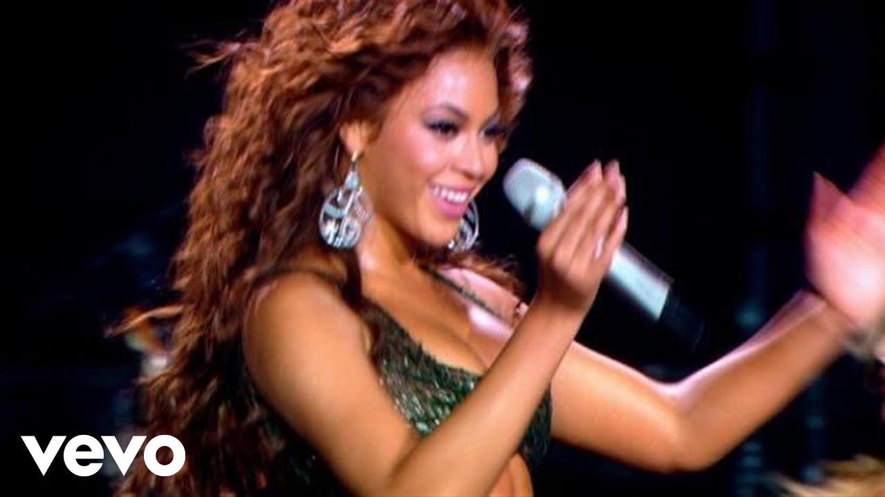 Beyonce Beautiful Liar Live Youtube