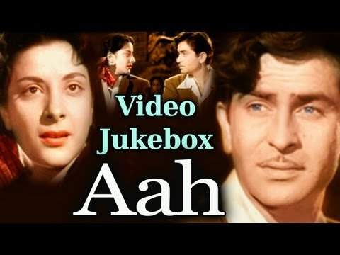 Aah (HD) - Songs Collection - Raj Kapoor - Nargis - Lata - Mukesh - Shankar Jaikishan