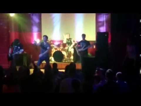 Jared Parker - Smells like teen spirit (Nirvana full band live cover)