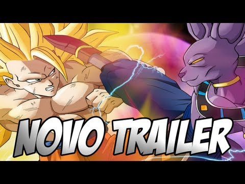 Dragon Ball Z: Battle of Gods (Novo Trailer Legendado) Vídeos De Viagens