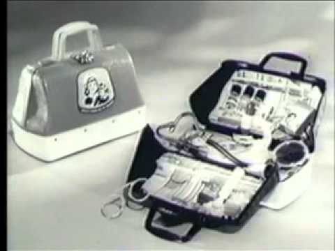 Vintage Toy Commercial Compilation