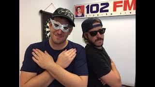 טייכר וזרחוביץ' - אמ.סי ישמין 'בוטנים' - רדיו תל אביב 102FM
