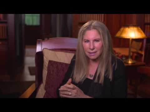 Barbra Streisand on working with William Ross
