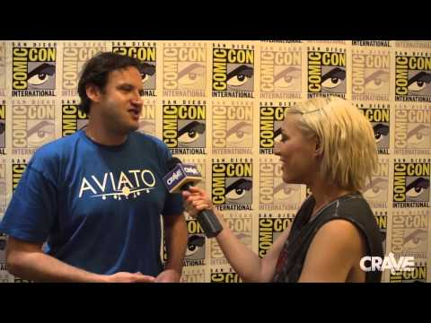 Comic-Con 2014: 'Flash' Producer Andrew Kreisberg Interview