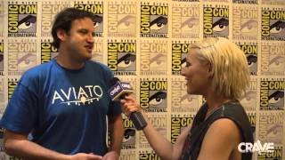 Comic-Con 2014: 'Flash' Producer Andrew Kreisberg Interview Thumbnail