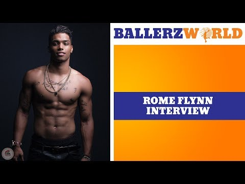Actor Rome Flynn talks life, career, and hoops