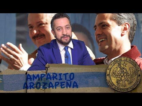 AMPARITO AROZAPEÑA - EL PULSO DE LA REPÚBLICA