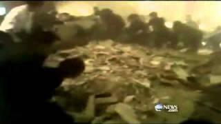 東北地震 アメリカABCニュース「一体」