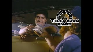 Roadmaster with Jay Leno from Television Parts (1985)