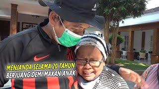 Download Mp3 Mak Sri Menjanda 20 Thn Hidupi Anak&5 Cucunya Dgn Berjualan Nasi Uduk-nangis