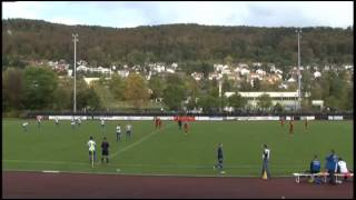 TORE FC 07 ALBSTADT - SV BÖBLINGEN 11.10.2014