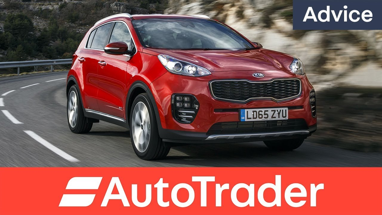 Kia Sportage 2017: Best trim, engine, colours and options - Dauer: 3 Minuten, 28 Sekunden