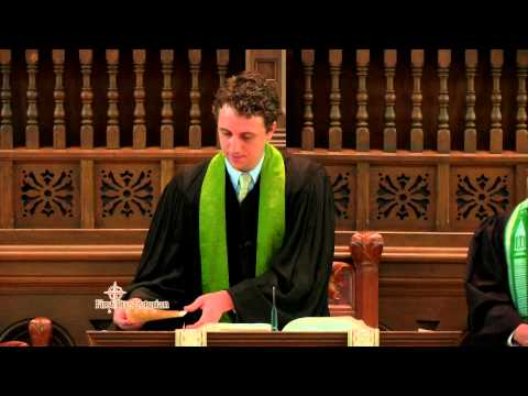 "First Presbyterian Church - July 19th, 2015 - ""Death, Taxes, and Hope"" (Complete service)"