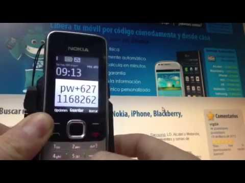 Liberar Nokia 2730 Classic de Movistar