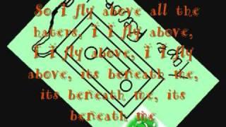 Fly Above w/ lyrics