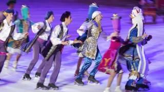 Ледовое шоу Ильи Авербуха в Парке Легенд