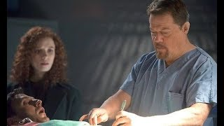 HANNIBAL TV-ABEL GIDEON FREDERICK CHILTON SURGERY SCENE